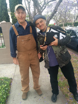 Jan Munroe & Tony Abatemarco