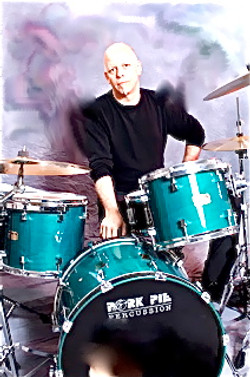 MB Gordy drummer-percussionist