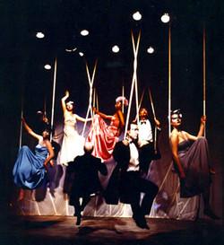 Cast of WAZO WAZO