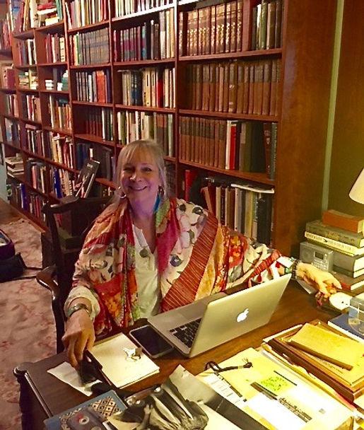 Mimi at Peter Prescott's.jpg