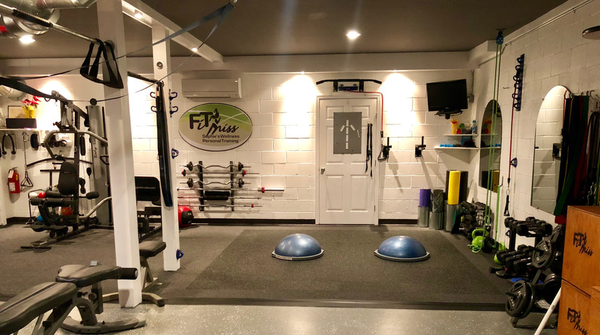 Private Training Studio