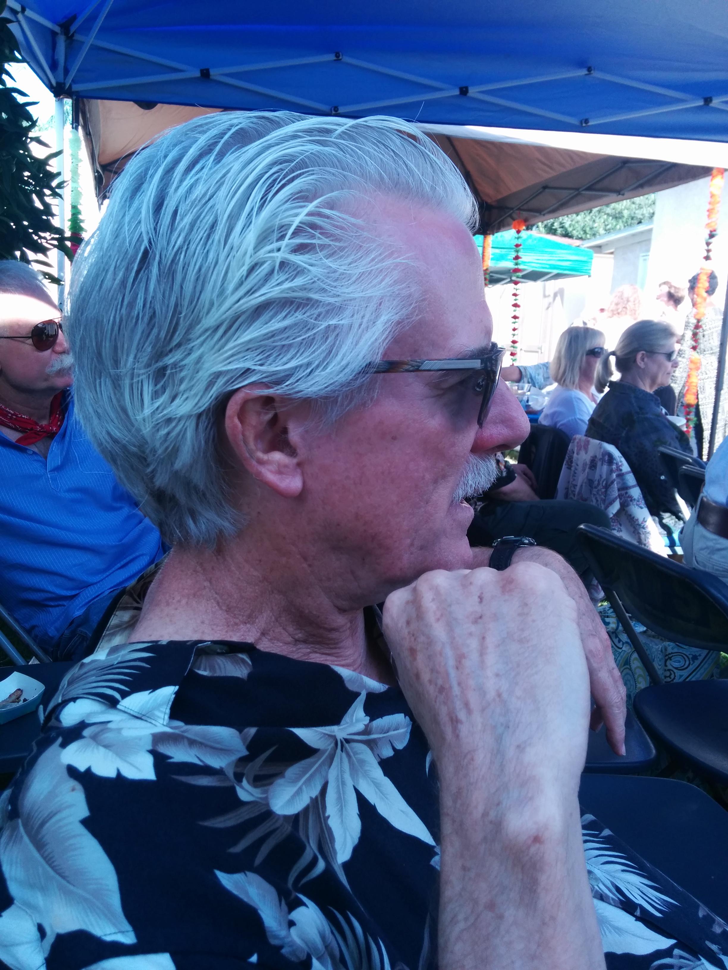 Jazz pianist, Steve Lockwood