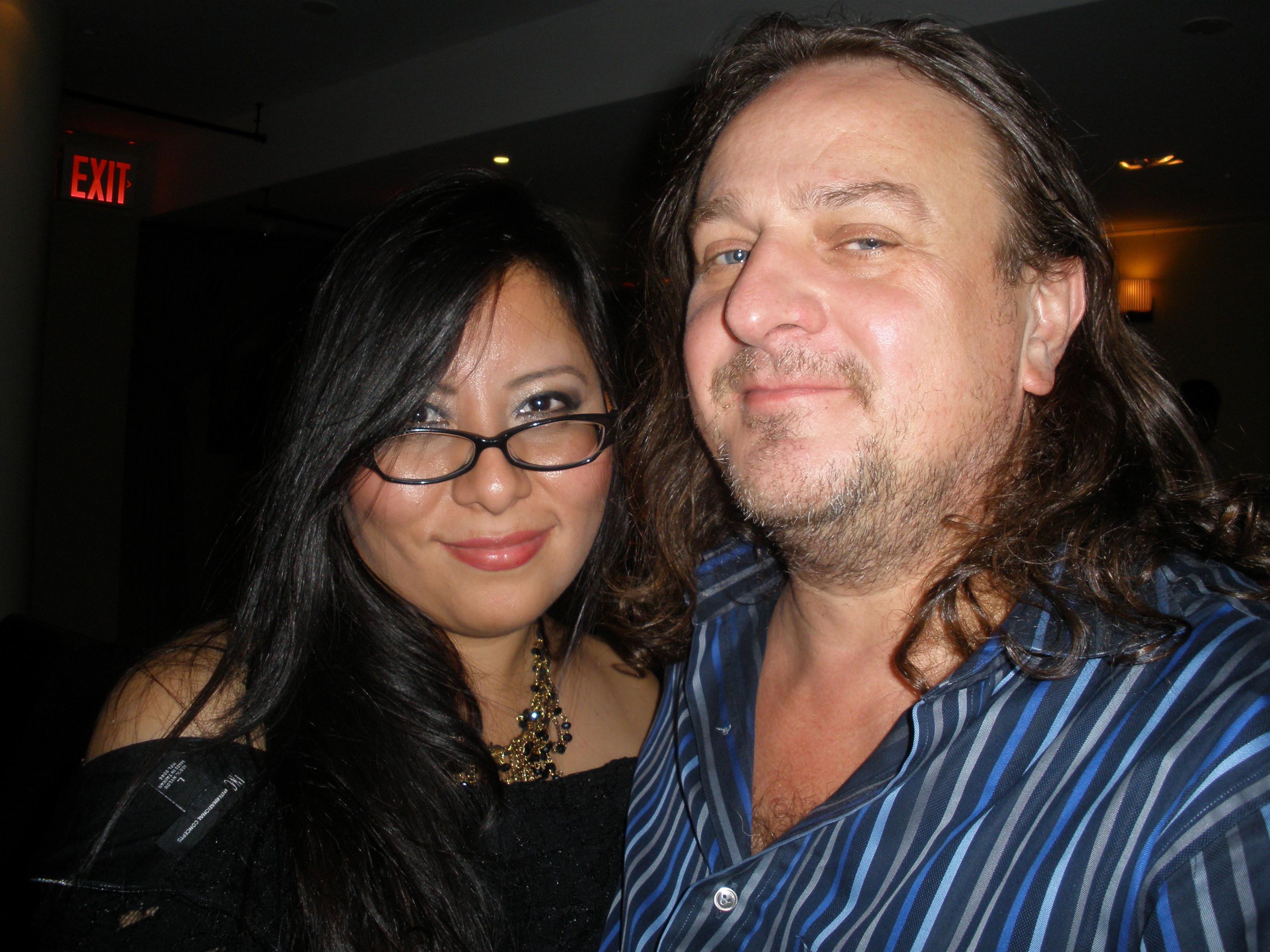 Film Director Pierre Lamoureux