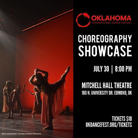 OIDF Choreography Showcase