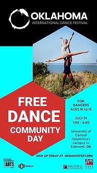 OIDF FREE COMMUNITY DAY