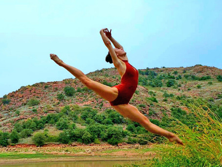 Leap Into 2021 With OIDF's Online Winter Dance Intensive