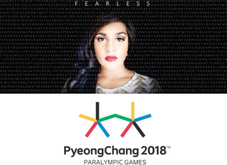 2018 Paralympics - Fearless