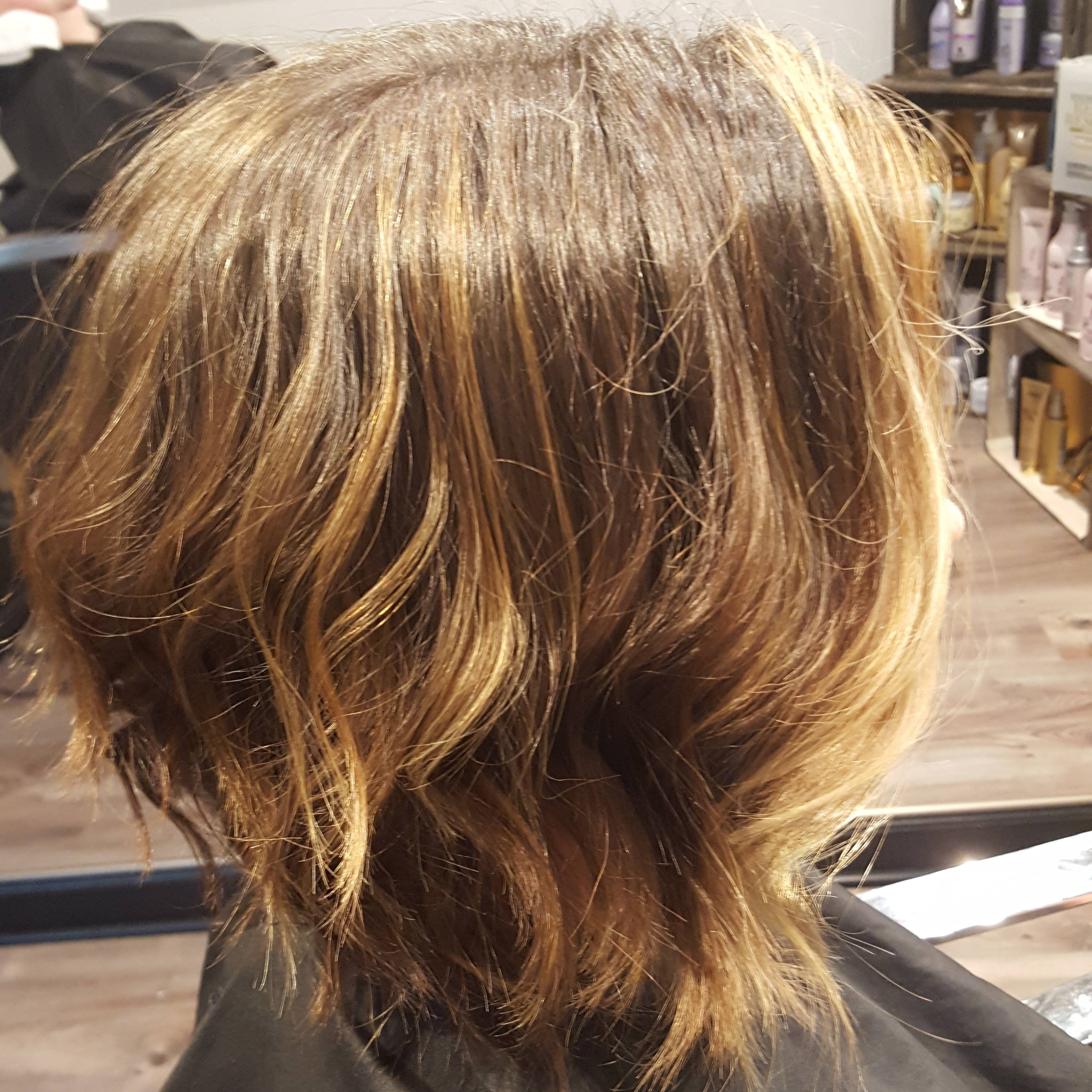 Waves and Natural Color