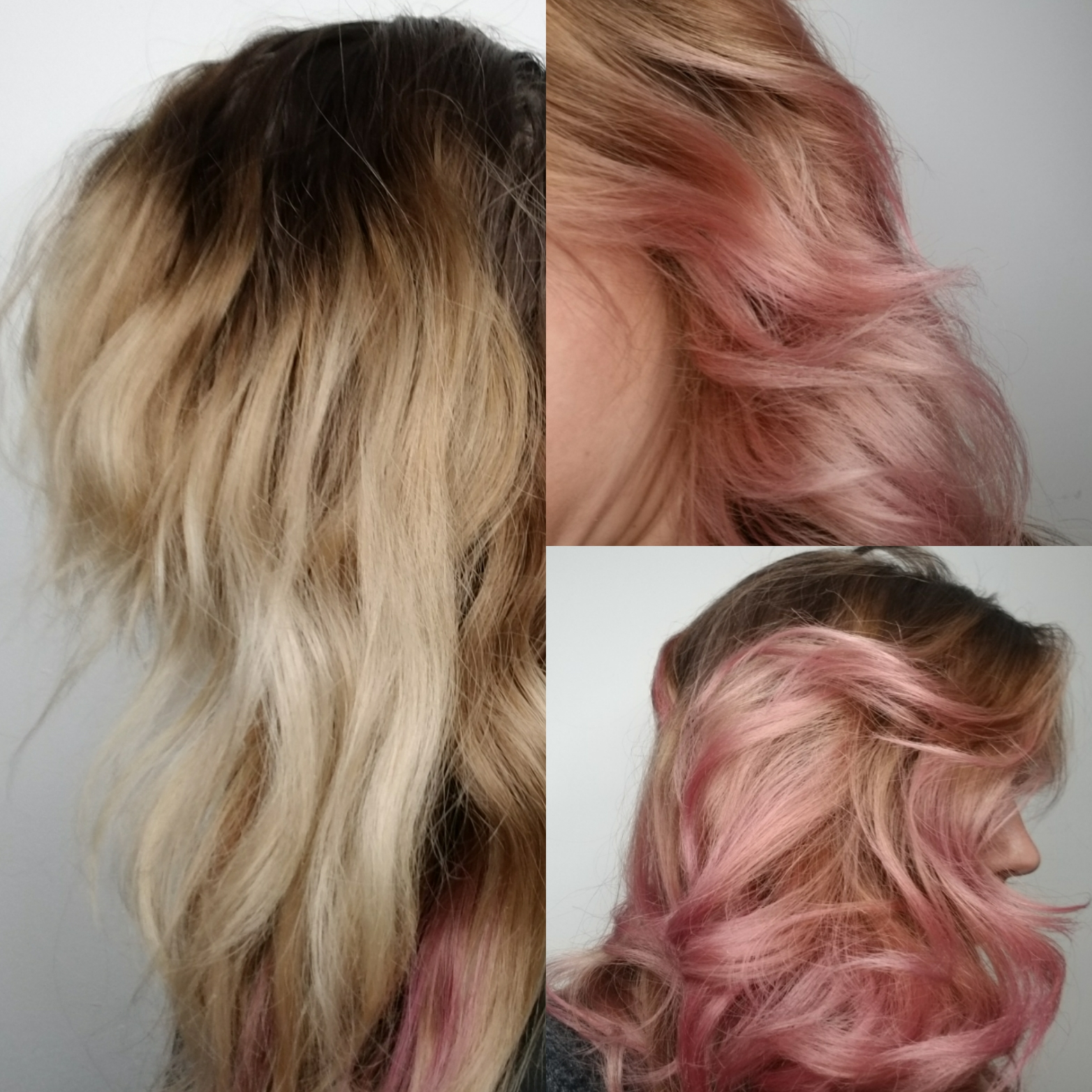 Rose Gold / Pink