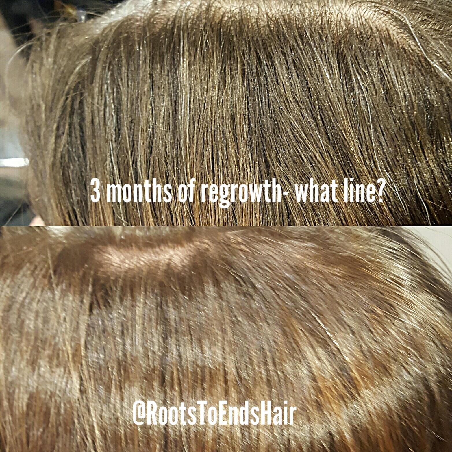 Demi-Permanent Hair color