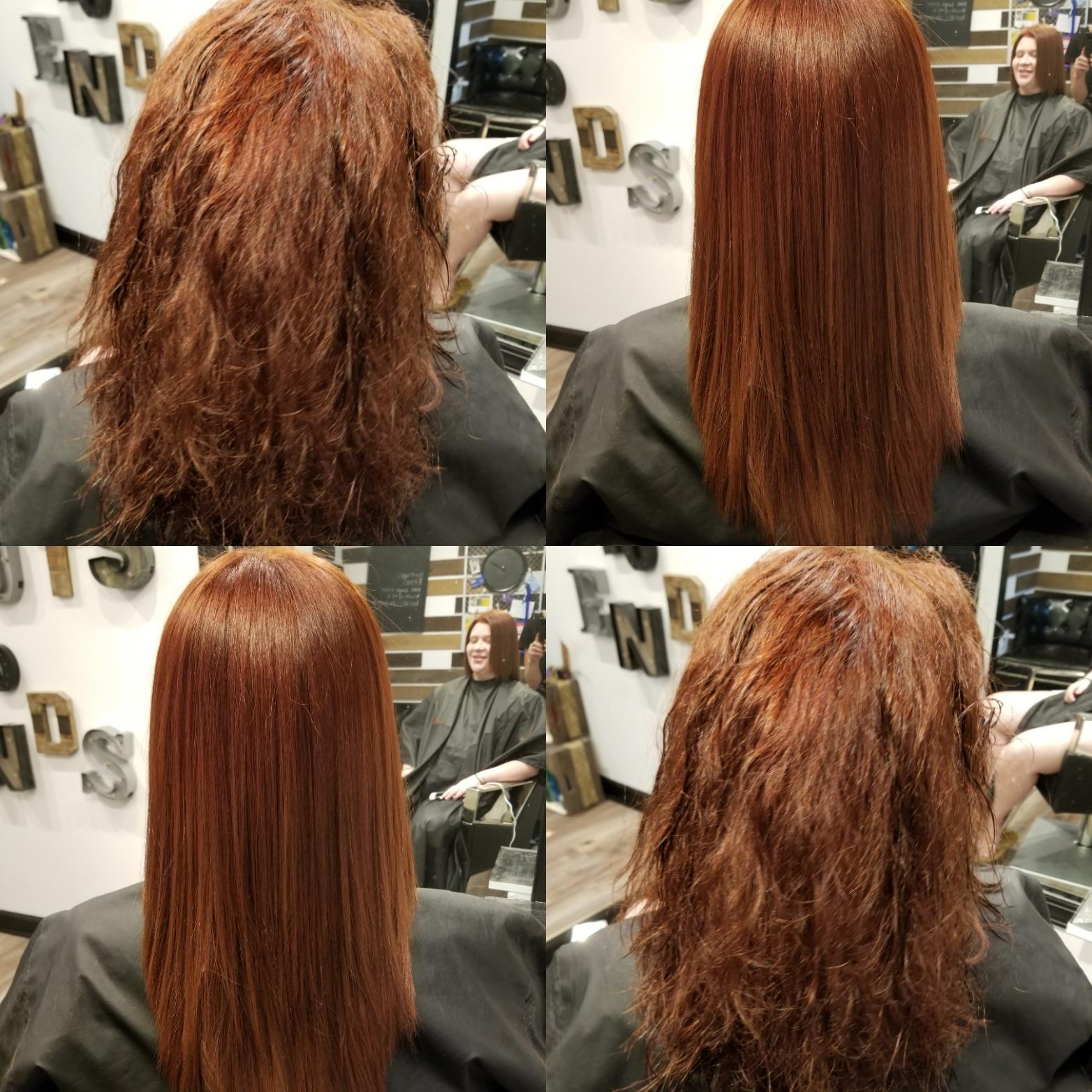 Color & Keratin Treatment