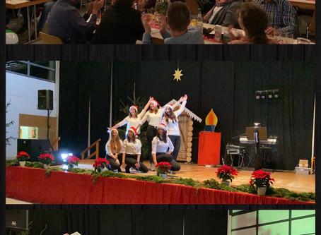 Am vergangenen Samstag fand unsere jährliche VfB-Weihnachtsfeier statt