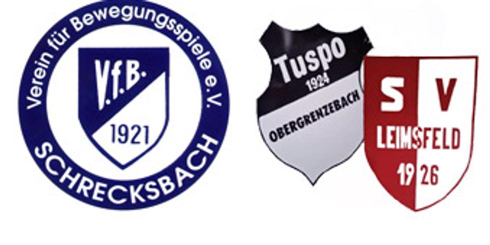 8. Spieltag  V.f.B. - SG Obergrenzebach/Leimsfeld