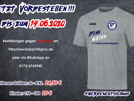 Jetzt Fan T-Shirt / Hoodie Bestellen ...!
