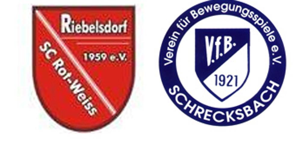 11. Spieltag SC Riebelsdorf - V.f.B.