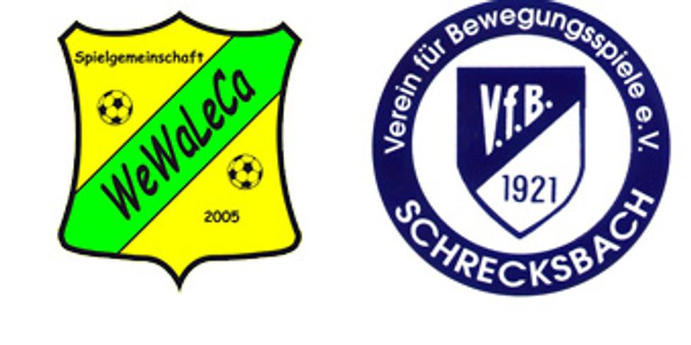 9. Spieltag  SG WeWaLeCa Hülsa II - V.f.B. II