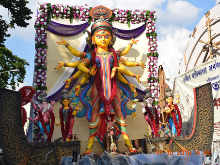 PCA - Kashi Bose lane Durgapuja Samity
