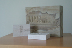 Commemorative paperweights