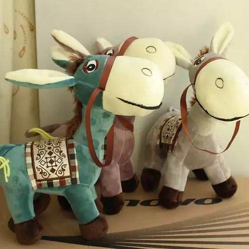 Donkey plush 25cm