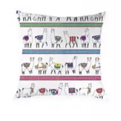 Alpaca cushion - Squad
