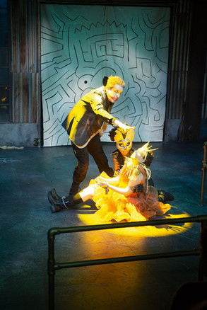 Mr. Burns, a Post Electric Play