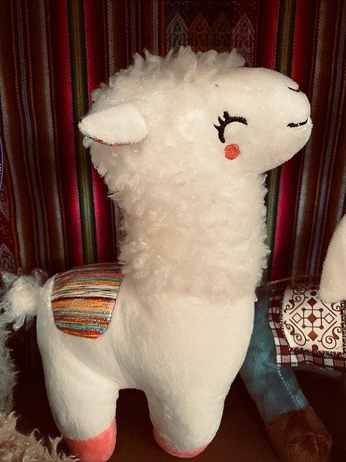 Peruvian style alpaca plush 24cm