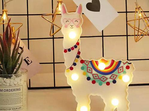 Alpaca light