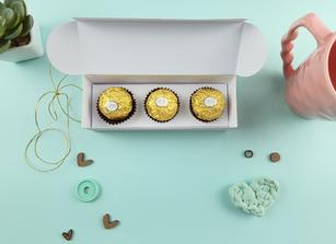 Caixa para Bombom Ferrero By Dany Kreisel