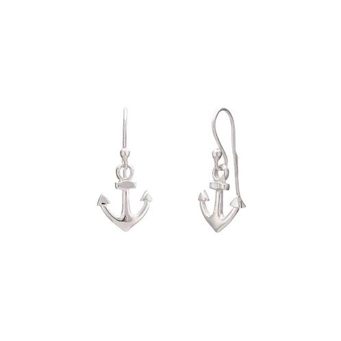 Small Anchor Earrings