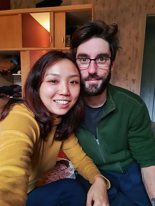 Kae Yunn and Jérémy