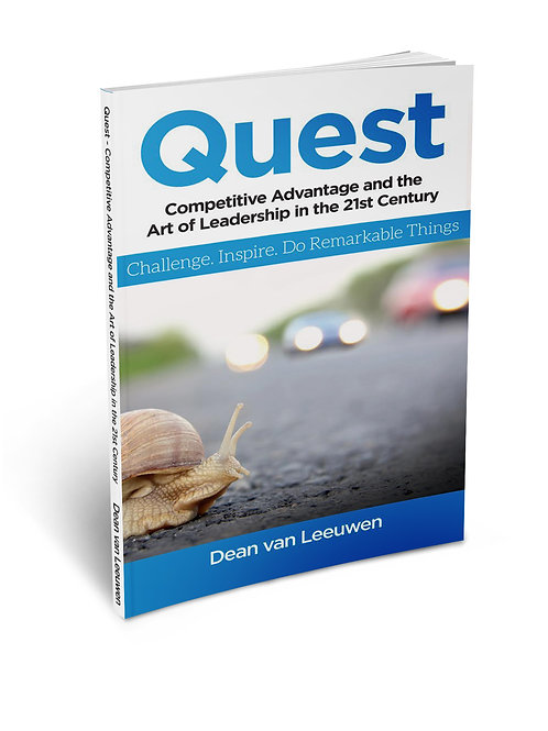Quest: Competitive Advantage and the Art of Leadership in the 21st Century