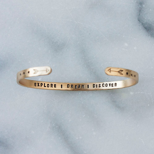 Stylish Skinny Inspirational Bracelets
