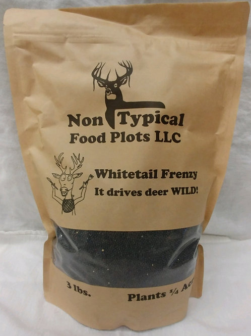 Whitetail Frenzy Food Plot Seed - 6 lbs