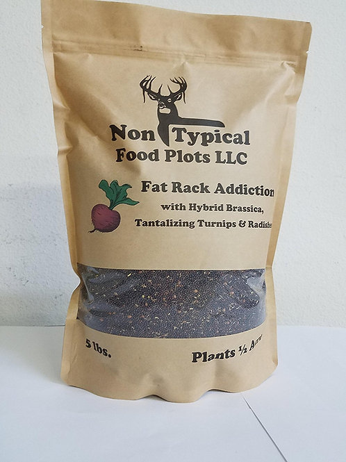 Fat Rack Addiction Food Plot Seed - 10 lbs