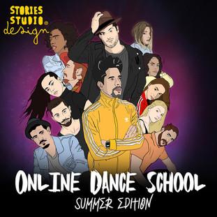 Online Dance School - Cifrão