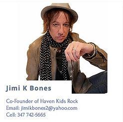 Jimi K Bones