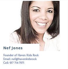 Nefertiti Jones