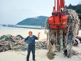 Trawling threat to marine life