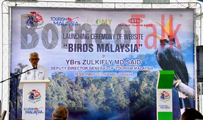 When it comes to tourism particularly birding, going digital is no exception.