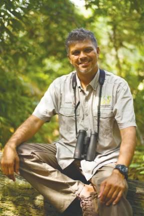 The birdman of Malaysia