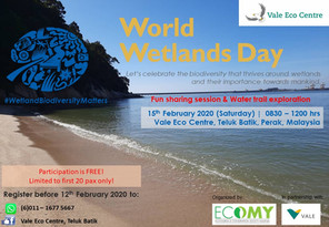 World Wetlands Day 2020