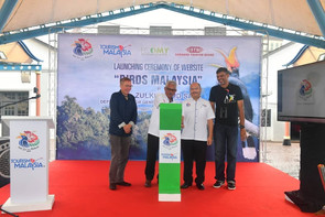 "Tourism Malaysia Launches Official Birding Website ""www.birdsmalaysia.my"