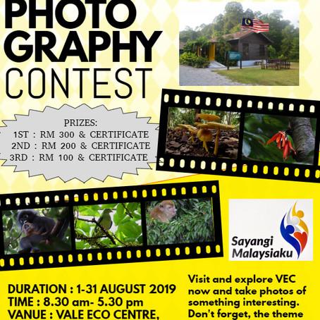 Photography Contest - VEC Merdeka Month Celebration with Nature