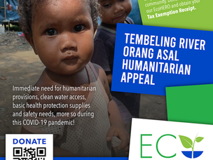 Be our EcoHERO and aid our initiatives!