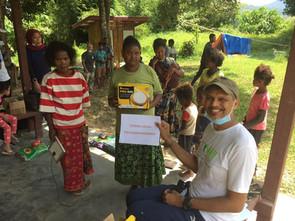 Another Amazing Community Work with Yayasan Hasanah