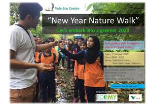 New Year Nature Walk