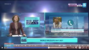 World Wildlife Day 2021 - ECOMY with BERNAMA TV