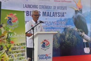 "TOURISM MALAYSIA LAUNCHES OFFICIAL BIRDING WEBSITE ""WWW.BIRDSMALAYSIA.MY"""