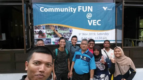 Community Fun @ VEC