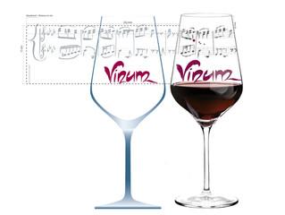 """""""Vinum""""  Ritzenhoff Rotweinglas"""